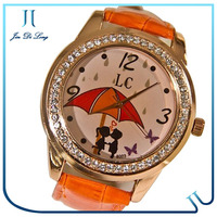 Express Promotion Cheap woman high quality fancy wrist watch