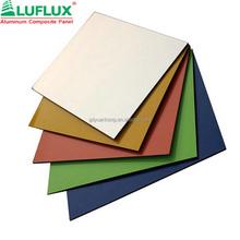 Composite plastic panel/Alucobond sheets/4mm Aluminum sheet Outdoor Usage