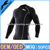 (FACTORY)Long Sleeve black compression shirts