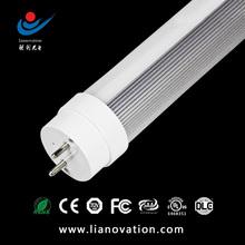 high lumen flux 9w led tube t8