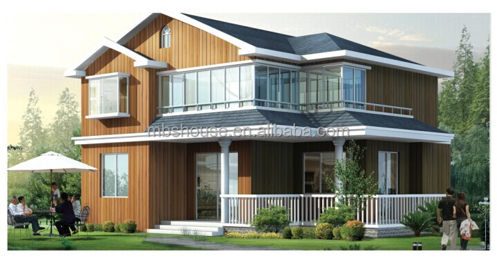 China easy assemble modern small luxury cheap prefab steel for Cheap luxury homes for sale