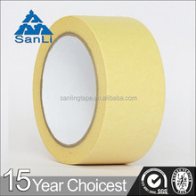China Factory General Purpose Waterproof Masking Tape