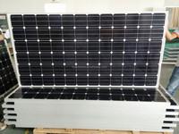 310w monocrystalline pv solar panel