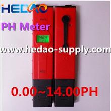 NEW Digital Led Display PH Pen Test Meter Aquarium Hydroponics Probe Tool Tester ph measuring device