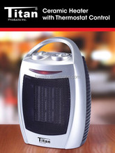 USA CANADA PTC Ceramic Heater with ETL and CETL 1500 W Thermostat