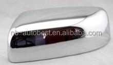 upper half chrome mirror cover for dodge ram 1500 2009-2012 dodge ram 2500 2010-2012