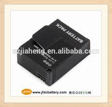 Batería de cámara de venta caliente AHDBT-302 / AHDB-301 / AHDBT - 201, paquete de batería 1600mAh de batería de Iones de Litio de 3.7V para cámara GoPro