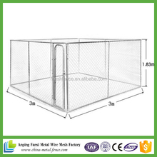 6ft and 4ft HOT DIPPED GALVANZIED lowes dog kennels and runs