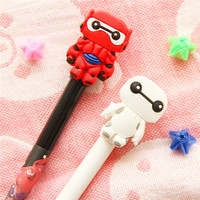 stationery suppliers in bangkok branded pens cute cartoon charactor creative features of gel pen