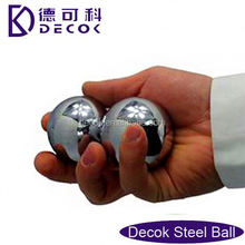 Rohs 0.35 - 200 mm faible teneur en carbone acier balles métal balance ball
