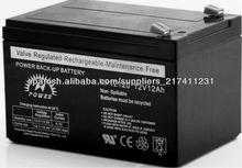 12V12AH baterias+para+bicicletas+electricas