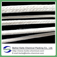 High temperature braided round expansion joints ceramic fiber rope