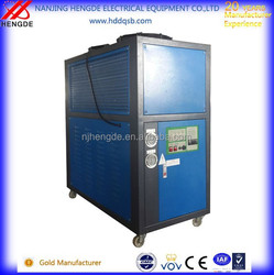 industrial coolers air chiller for die casting machine