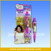 Fancy High Printing and Sound Quality Kid's Plastic Talking pen