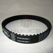 rubber industrial timing belt/synchronous belts/3850 14M for RUNICE brand