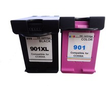 compatible ink cartridge,remanufactured ink cartridge for HP901XL