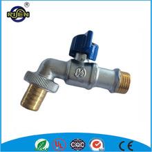 alu alloy handle total brass c2680 water tap bibcock