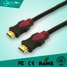 Newest standard high speed cable hdmi for hdmi flash drive