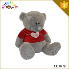 New Design Gifts Stuffed Animals Soft Toys Plush Teddy Bear me to you