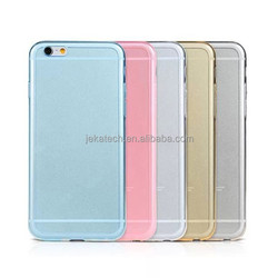 0.3mm Ultra Slim Clear TPU case for iPhone 6
