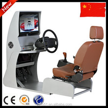 Guangzhou Great Gold pc game and training usage car simulator for driving school