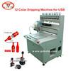 multi-color soft pvc usb case making machine
