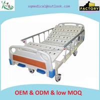 Hospital Bed/Nursing Bed/2 Cranks Manual Hospital Bed
