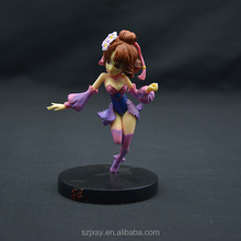 Made in China OEM design resin anime figure