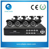 4CH CCTV DVR IR Camera 700TVL HD Surveillance Home Security System Made in China