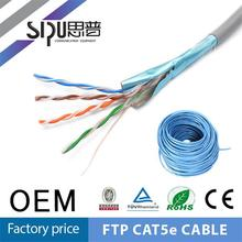 SIPU good quality FTP cat5e function network cable for types of communication