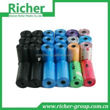 Multi-color Custom Dog Poop Collect Bag