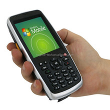 256MB Memory Capacity and Handheld Computer Style portable barcode scanner with memory
