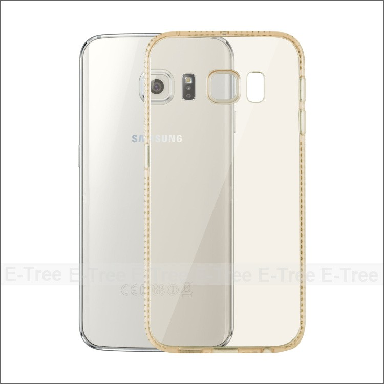 shockproof protevtive phone cover case for Samsung Galaxy S6 Edge