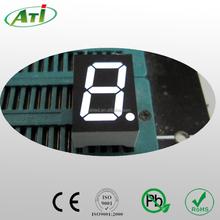 Hot selling 0.56 inch 1 digit! 7segment display