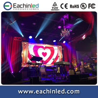 full color P4 mm xxx led screen indoor rental led panel entertainment event led panel display
