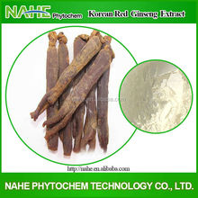 6-10 years old korean red ginseng root extract