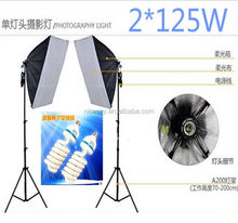 New style special 240v home photographic studio light kit