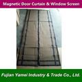 libres para ajustar el tamaño de la puerta magnética de la cortina