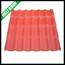 Spanish style design self-cleaning performance ASA synthetic resin china roof tile