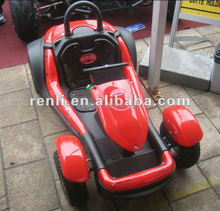 New rental electric go kart