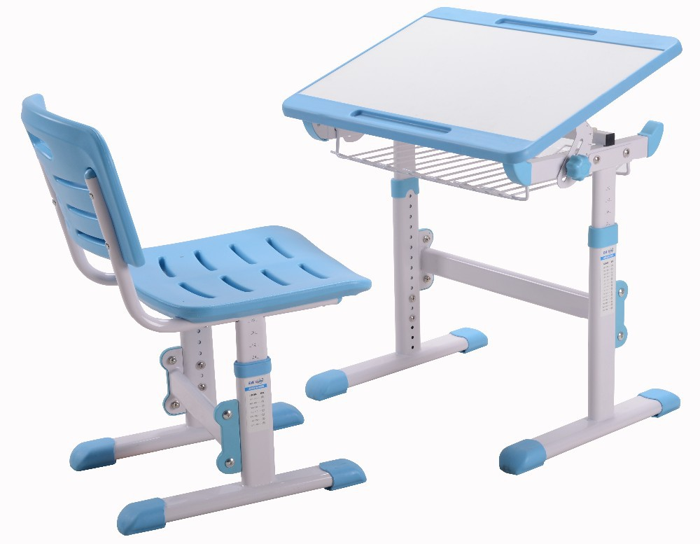 High quality adjustable table and chair buy study - Ergonomic table and chair ...