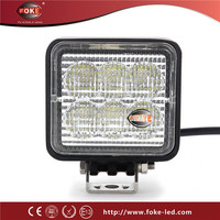 High quality 18w Truck work light led light off road