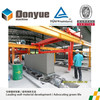 Brand new sand fly ash aac block cutting production line with CE certificate