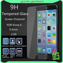 Wholesale Price for iphone 6 tempered glass screen protector,for iphone 6 screen protector,for iphone 6 protector glass
