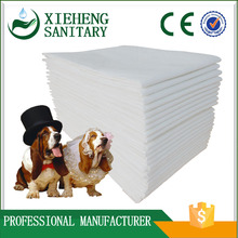 non-woven fabric super absorbent disposable puppy training pad for house care