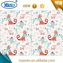 2015 lovely animal book cover board,notedbook plastic cover,beautiful design leather cheque book cover