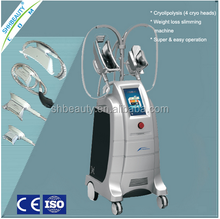 ETG50-4S 4 hands Cryolipolysis new fat removal procedures/Cryolipolysis freeze sculpting cost/cryolipolysis best effectiveness