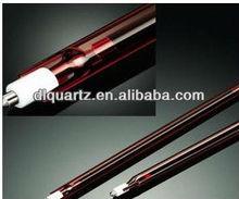 Ruby Quartz Tube