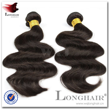 Good feedback Hot Selling Human Hair Best Quality Double Wefted Cuticle Remy Brazilian Loose Deep Wave Hair Weave