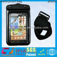 Good quality pvc waterproof case for samsung galaxy s2